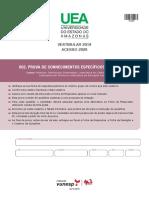 UEA-Macro_2019_-_Conhecimentos_Especificos_Biologicas_-_Prova
