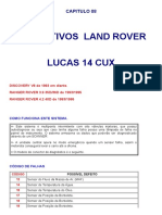 Capitulo 08 Land Rover