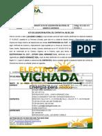 ACTA DE LIQUIDACION CONTRATO 062 DE 2020