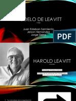 Modelo de Leavitt (1)
