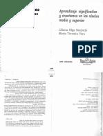 01080082 SANJURJO y VERA - Aprendizaje significativo y enseñanza en los niveles medio y superior (Caps 1, 2 y 3).pdf