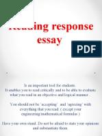 Reader response.ppt