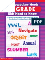 240_Vocabulary_Words_Grade_3_Scholastic