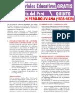 17. Confederación peruana-boliviana