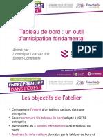 2 - Tableau de bord  outil d'anticipation fondamental - D Chevalier.pptx