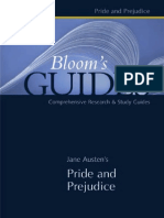 Pride and Prejudice %28Bloom%27s Guides%29