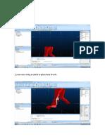 Crear vista y secciones en Datamine - EM