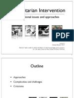 PEACE ST 2B03 / WOMEN'S ST 2A03 / LABR ST 2W03 (2010/11) Lecture 6