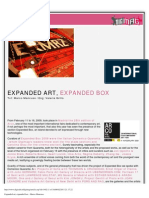 Digimag 42 - March 2009. Expanded Art, Expanded Box