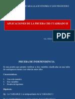 CHI-CUADRADO II