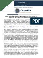 Comunicado CIDH Caso Juez Urrutia