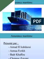 Assurance maritime PPT Master BA (1).pptx