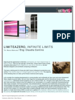 Digimag 30 - December 2007/January 2008. Limiteazero, infinite limits