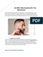 7 Before and After Shaving Secrets You Must Know (1)