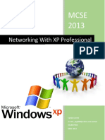 winxp professional networking