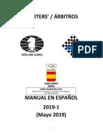 Manual del arbitro FEDA 2019-1