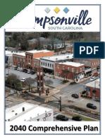Simpsonville Comprehensive Plan 2020 Draft