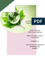 Natalia Ortigoza - Terminos Ambientales 2-3