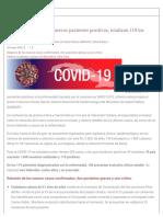 COVID-19 en Cuba_ 39 nuevos pacientes positivos, totalizan 119 los casos confirmados _ Cubadebate