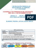 Cuadernillo 2º grado_DEL 9 AL 13 DE NOVIEMBRE 2020 (1)
