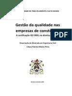 Gestão da qualidade nas Empresas de Construção.pdf
