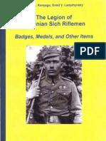 The Legion of Ukrainian Sich Riflemen