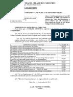Leis Complementares Fazenda 23 2014 0000001