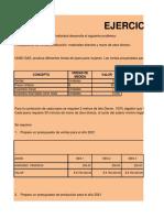 Plantilla Excel Fase 3