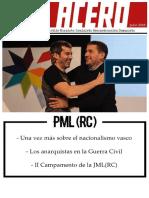 De Acero 12 PML (RC)