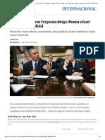 Violência nos EUA_ Morte de jovem em Ferguson obriga Obama a fazer uma reforma policial _ Internacional _ EL PAÍS Brasil