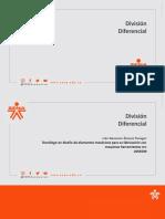 División Diferencial - División Angular - Calculos Engranajes By Iván Álvarez.pptx