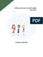 DEDINHOS DE PROSA COM UM FLAUTISTA MIRIM (e-book)