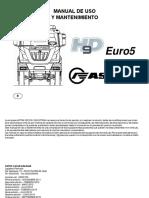 Manual Uso y Mantenimiento iveco Astra