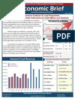 Brown February 2011 Economic Brief
