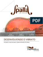 Spalla - Desenvolvendo o vibrato