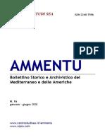 Ammentu N.16