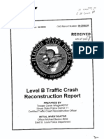 Rice Allen IL State Police Crash Reconstruction Report