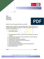 COTIZACION MANTENIMIENTO CALDERA 10 BHP