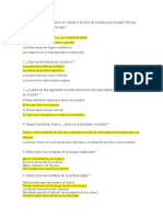 evaluacion comunicacion escrita