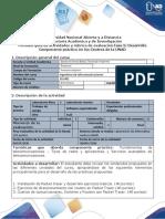 Guía Para El Desarrollo Del Componente Práctico - Fase 5 - Desarrollo Componente Práctico en Los Centros de La UNAD (1)