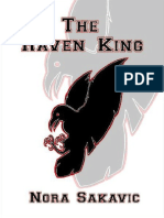 02 - The Raven King - Série All for the Game - Nora Sakavic