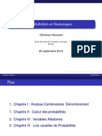 Cours Proba Complet- S3- PDF.pdf · Version 1
