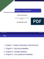 Cours Proba Complet- S3- PDF.pdf · Version 1