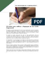 DICIONÁRIO DE GESTAO EMPRESARIAL