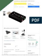 Tarjeta De Sonido Externa Usb 7.1 Adaptador Audio Microfono - $ 19.900 en Mercado Libre2