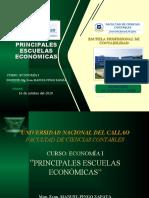 PRINCIPALES ESCUELAS ECO