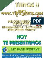 My Bank Reserve Libertad Financiera MyBankReserve