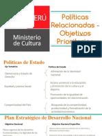 POLITICAS RELACIONADAS
