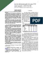 Uma proposta de informatização de uma UTI Neonatal usando o DICOM SR