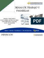Plataformas de Trabajo y Pasarelas.ppt